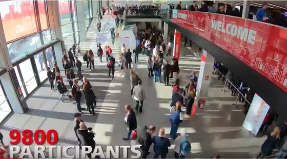 ECTRIMS 2018 Congress Video - Watch now!