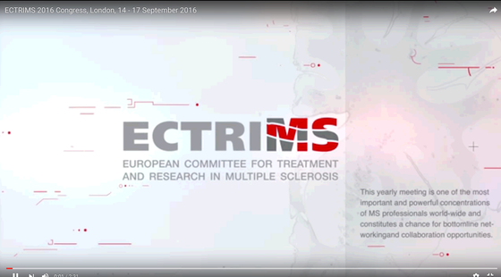 ECTRIMS 2016 Highlights Video